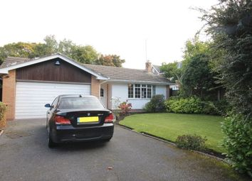 Thumbnail 2 bed detached bungalow for sale in Reservoir Road North, Prenton, Wirral