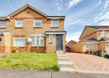 Thumbnail 3 bed semi-detached house for sale in 53A, Eastburn Road, Balornock