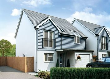 Thumbnail 4 bedroom detached house for sale in Plot 126 The Hannington, Glan Llyn, Llanwer, Newport