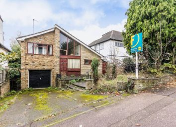 Thumbnail 4 bed detached house for sale in The Avenue, Loughton