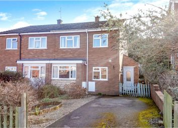 Thumbnail 3 bed semi-detached house for sale in Cowleigh Bank, Malvern