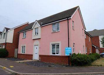 Thumbnail 4 bed detached house for sale in Heron Way, Dovercourt, Harwich