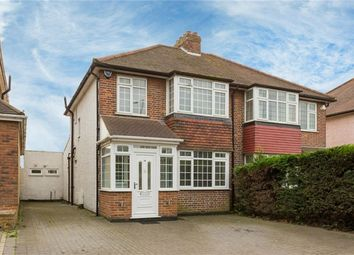 Thumbnail 3 bed semi-detached house for sale in 56 Langley Park Road, Iver, Buckinghamshire