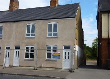 Thumbnail 2 bed town house for sale in Ashby Road, Hinckley
