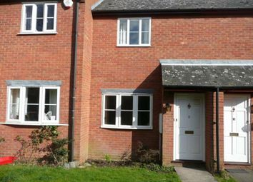 Thumbnail 2 bed terraced house to rent in Evans Close, Croxley Green, Rickmansworth