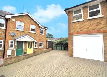 Thumbnail 2 bed end terrace house for sale in Charlotte Mews, Heather Place, Esher