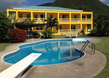 Thumbnail 8 bedroom detached house for sale in Garveys Road, St Kitts, St Kitts