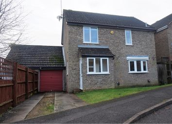 Thumbnail 2 bedroom detached house for sale in Lakeside Drive, Northampton