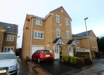 Thumbnail 4 bed barn conversion for sale in Belgrave Court, Brighouse