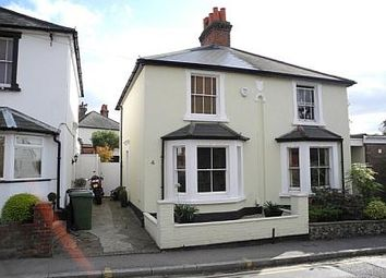 Thumbnail 2 bed semi-detached house to rent in Highlands Road, Leatherhead