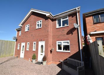 Thumbnail 3 bed semi-detached house for sale in Corbett Drive, Stoke Prior, Bromsgrove