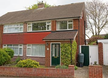 Thumbnail 4 bed semi-detached house for sale in Sara Park, Gravesend