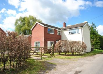 Thumbnail 3 bed detached house for sale in Platt Lane, Whixall, Whitchurch