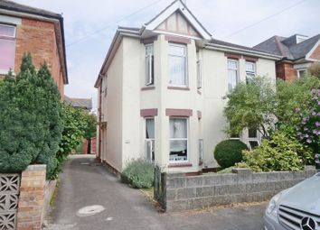 Thumbnail 2 bed flat for sale in Ground Floor Garden Flat. Gerald Road, Charminster, Bournemouth