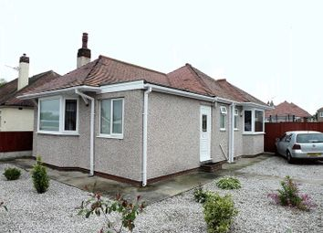 Thumbnail 2 bed detached bungalow to rent in Lynton Walk, Off Rhyl Coast Road, Rhyl