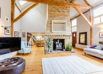 Thumbnail 4 bed barn conversion for sale in The Onion Loft, Church Street, Clifton, Shefford, Bedford, Bedfordshire