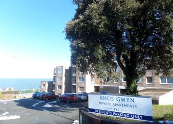 Thumbnail 1 bed flat for sale in Abergele Road, Old Colwyn, Colwyn Bay