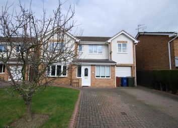 Thumbnail 4 bed detached house to rent in Barrasford Close, Gosforth, Newcastle Upon Tyne