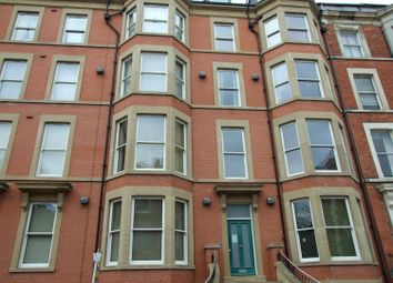 Thumbnail 2 bed flat for sale in Prince Of Wales Terrace, Scarborough, North Yorkshire