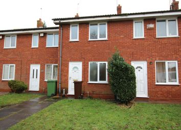 Thumbnail 2 bedroom terraced house to rent in Warmley Close, Dunstall, Wolverhampton