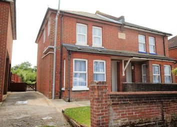 Thumbnail 1 bed maisonette for sale in Radstock Road, Southampton