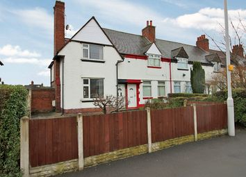 Thumbnail 2 bed end terrace house for sale in New Chester Road, New Ferry, Wirral