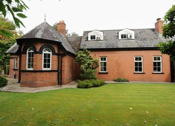 Thumbnail 3 bed detached house for sale in Old Holywood Road, Belmont, Belfast