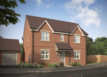 Thumbnail 4 bed detached house for sale in Burntwood Road, Norton Canes, Staffordshire