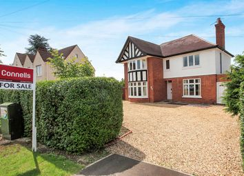 Thumbnail 4 bedroom detached house for sale in Lincoln Road, Werrington, Peterborough