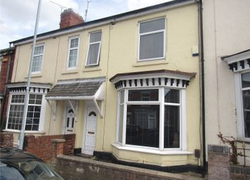 Thumbnail 3 bed town house for sale in Cavendish Street, Mansfield, Nottinghamshire