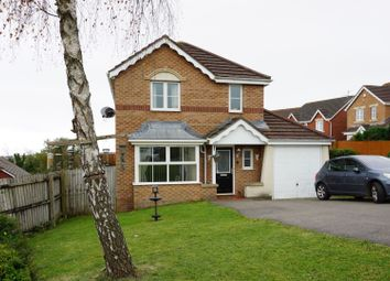 4 bed detached house for sale in Heol Gwerthyd, Barry CF63