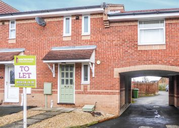 Thumbnail 1 bed property to rent in Jubilee Court, Belper