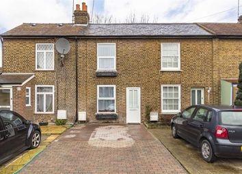 Thumbnail 2 bed terraced house for sale in Hawks Road, Norbiton, Kingston Upon Thames