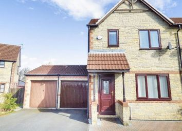 Thumbnail 3 bed semi-detached house for sale in Anvil Court, County Durham