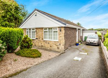 Thumbnail 3 bed detached bungalow for sale in Lane Hackings Green, Lower Cumberworth, Huddersfield