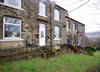 Thumbnail 3 bedroom terraced house for sale in Station Lane, Golcar, Huddersfield