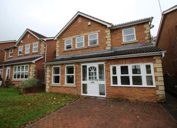 Thumbnail 5 bedroom detached house to rent in Princes Meadow, Gosforth, Newcastle Upon Tyne