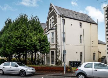 Thumbnail 5 bed flat for sale in St Johns Crescent, Canton, Cardiff