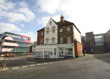 Thumbnail 2 bedroom maisonette for sale in Dover Road, Folkestone