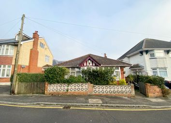 Thumbnail 3 bed detached bungalow for sale in Norwich Avenue, Bournemouth