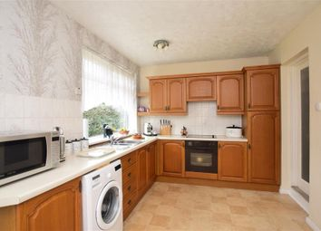 Thumbnail 1 bed semi-detached bungalow for sale in Watling Avenue, Chatham, Kent