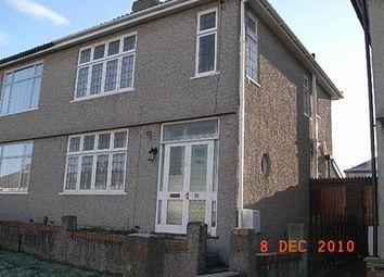 Thumbnail 3 bed semi-detached house to rent in Mackie Road, Filton, Bristol