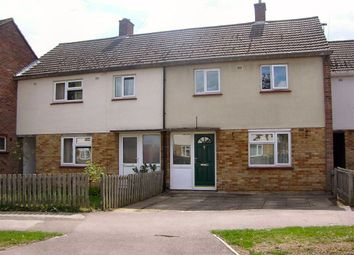 Thumbnail 2 bed terraced house to rent in Alex Wood Road, Cambridge, Cambridgeshire