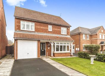 Thumbnail 4 bedroom detached house for sale in Aylesford Mews, Greystoke Manor, Sunderland