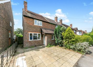 Thumbnail 2 bed semi-detached house to rent in The Mount, Cranleigh
