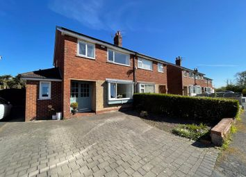Thumbnail 3 bed semi-detached house for sale in Hawthorn Close, New Longton, Preston