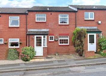 Thumbnail 3 bed terraced house to rent in Mickleton Close, Oakenshaw, Redditch, Worcestershire