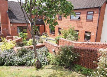 Thumbnail 2 bedroom flat to rent in Garden Court, Ledbury