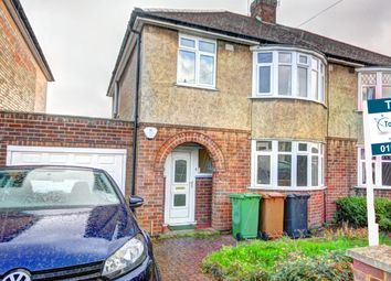 Thumbnail 3 bed semi-detached house to rent in Western Way, Wellingborough