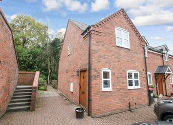 Thumbnail 2 bed end terrace house for sale in Saddlers Meadow, Over Whitacre, Coleshill, Birmingham